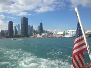 The River/Lake Tour of Chicago!