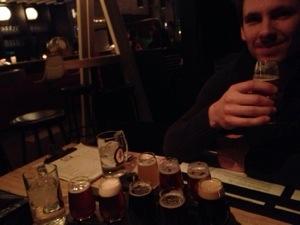 Mmm.. more beer.