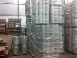 Tata Brew kegs!